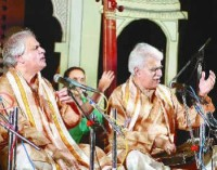Rajan and Sajan Mishra in concert